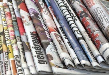 Curiosidades, Entretenimento, Jornalismo, Comunicação, Marketing, Publicidade e Propaganda, Mídia Interessante jornal-impresso-380x260 Curiosidades sobre Jornais impressos - Qual o menor e o maior jornal do mundo? Curiosidades