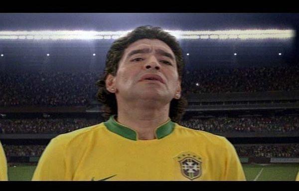 maradona-brasil