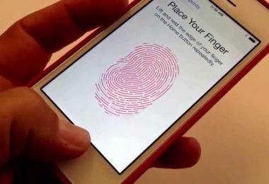 apple-impressão-digital
