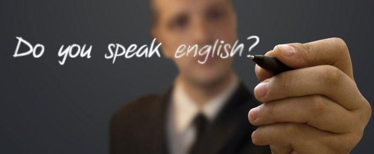 falar em ingles 768x317 - 12 Melhores formas definitivas e inteligente para aprender inglês ou outro idioma rápido